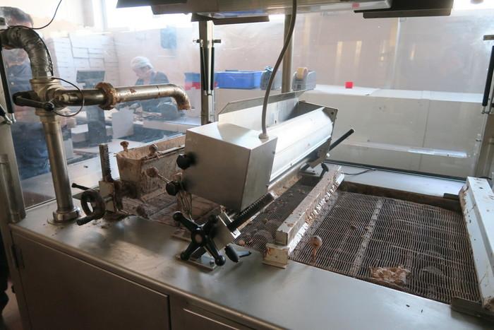 PREFAMAC 600mm CHOCOLATE ENROBER