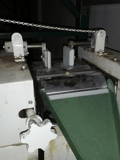 Used 4 in. X  8 in. ROSS LABORATORY THREE ROLL MILL (#8437)