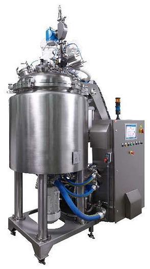 VMI 600 Liter VMI Misceo Vacuum Homogenizer Mixer (#9850)