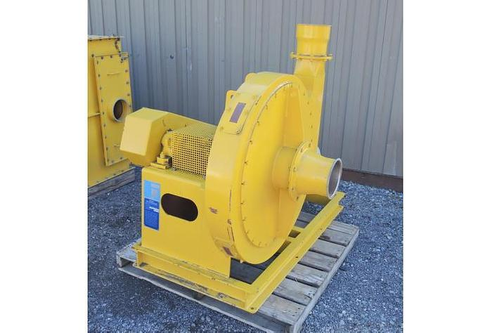 USED CENTRIFUGAL FAN, 30 HP