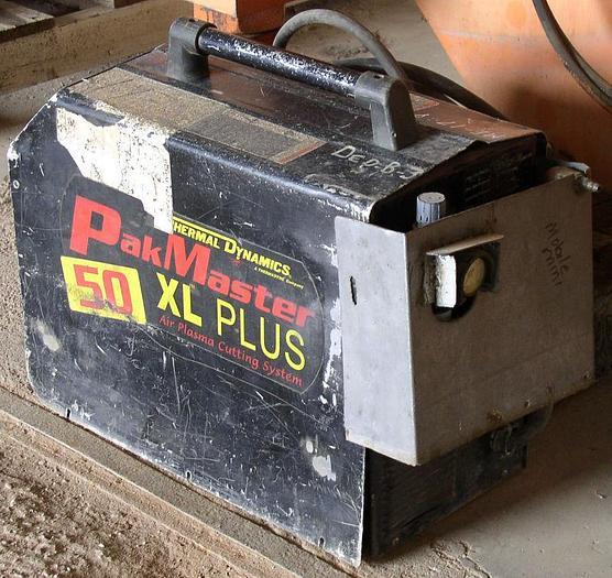 Thermal Dynamics Pak Master 50XL Plus Plasma Cutter
