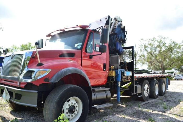 Used 2006 INTERNATIONAL 7600