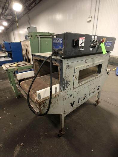 Used ARPAC HEAT TUNNEL MODEL VT222248