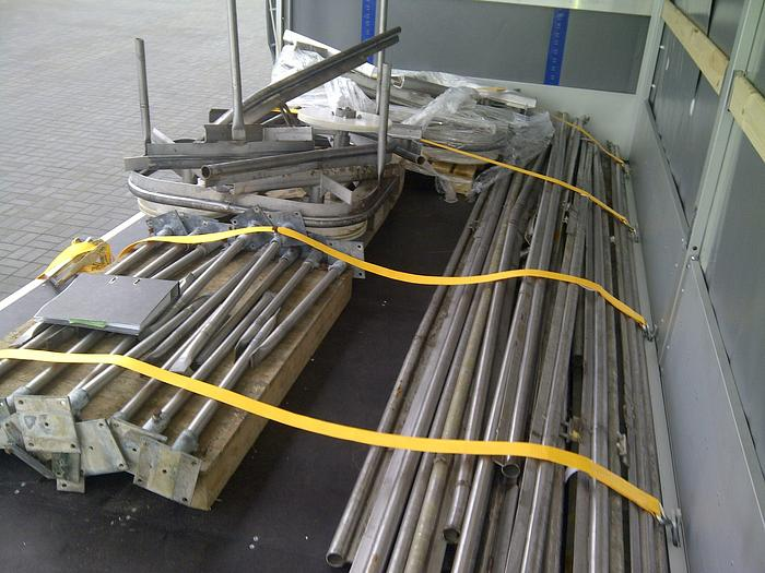 EMF 4000 BPH Evisceration line