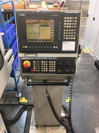2000 CNC Flachschleifmaschine BLOHM Planomat 408