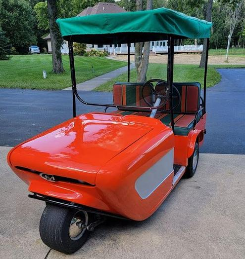 Used 1963 Cushman Golfster