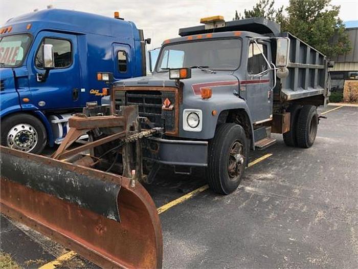 Used 1988 INTERNATIONAL M1754