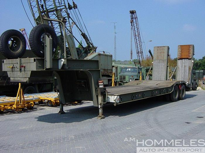 Used Crane fruehauf 45