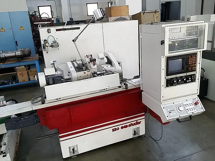 Usata 1990 Studer S20 CNC