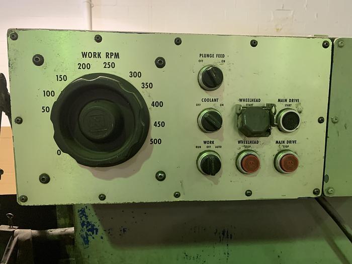 Used HEALD 273A UNIVERSAL TOOLROOM ID GRINDER