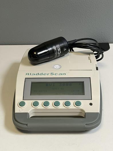 Gebraucht #Bladder scan BVI 3000