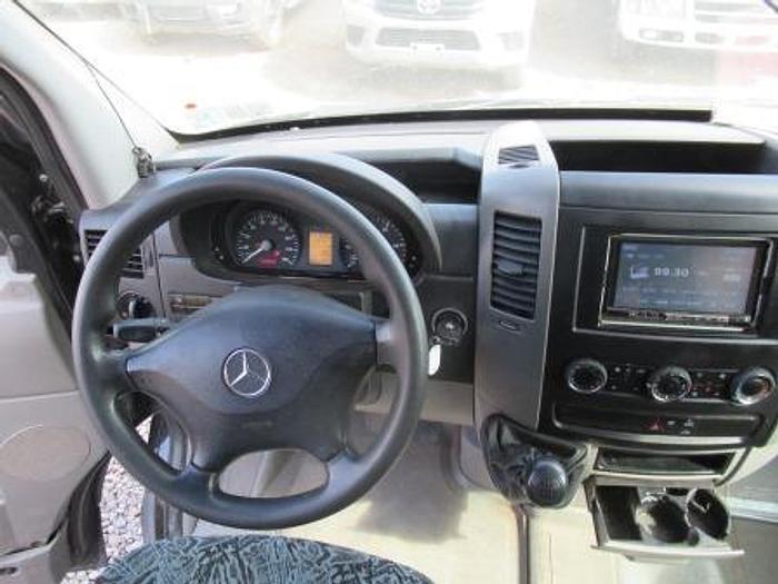 2017 Mercedes Benz SPRINTER 315 CDL 4X4