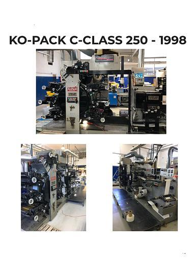 Ko-Pack  C-CLASS 250
