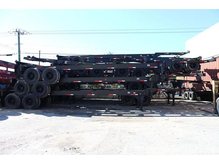 STRICK 40 ft Chassis