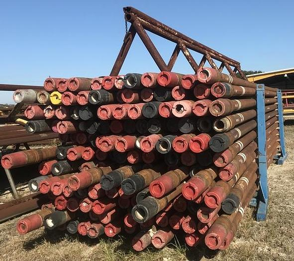 """Used 5-1/2"""" OD, 21.90ppf, S-135 Drill Pipe, Range II"""