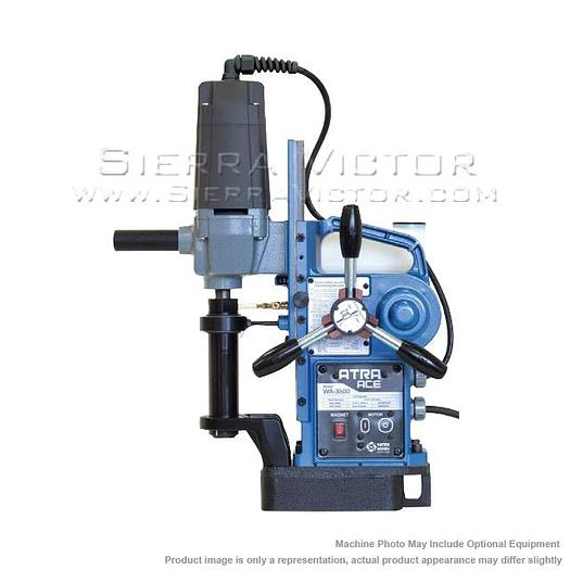 NITTO KOHKI Portable Automatic Magnetic Drilling Machine WA-3500