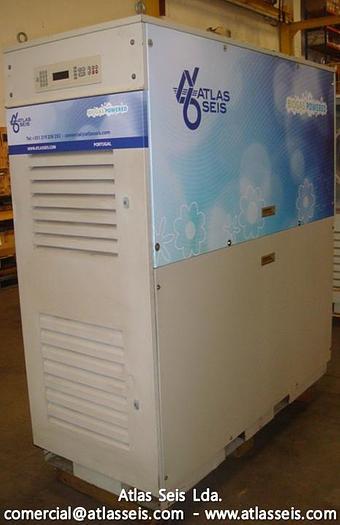 60 kW Capstone C60 Micro-turbine