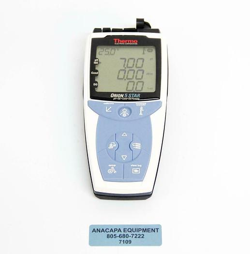 Used Thermal Orion 5 Star Portable PH/ISE/DO Meter USED (7109) R