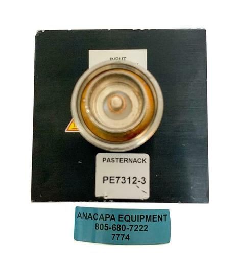 Used Pasternack PE7312-3 3dB Fixed Attenuator 7/16 DIN Male to 7/16 DIN Female (7774)