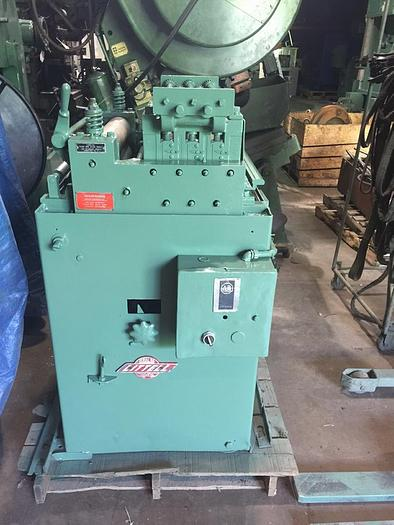 "18"" x .093"", LITTELL, No. 318-7PDL, 1975, MOTORIZED STRAIGHTENER"