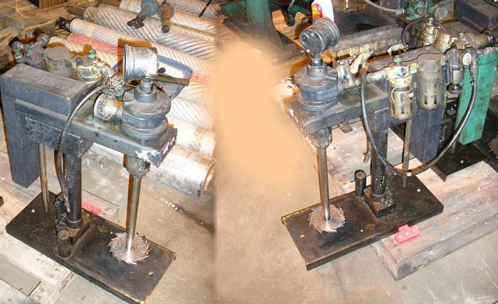 Indco Pneumatic Dispersers