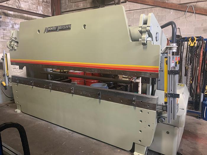 100 TON X 12', ACCURPRESS CNC PRESS BRAKE