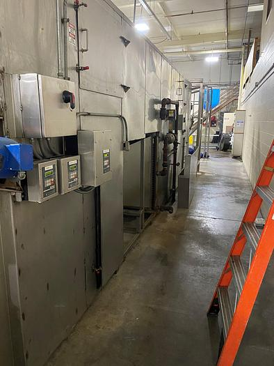 """Used 2007 All Stainless Steel Dryer L 26'7"""" x W 7'7"""" x H 8'8"""""""