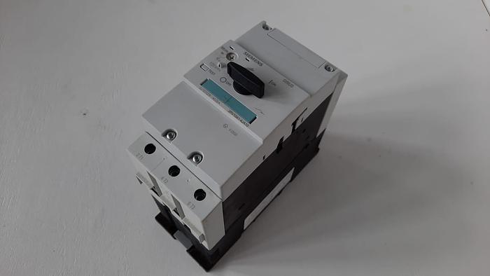 Used Siemens 3RV10414JA10  / 45-63 AMP