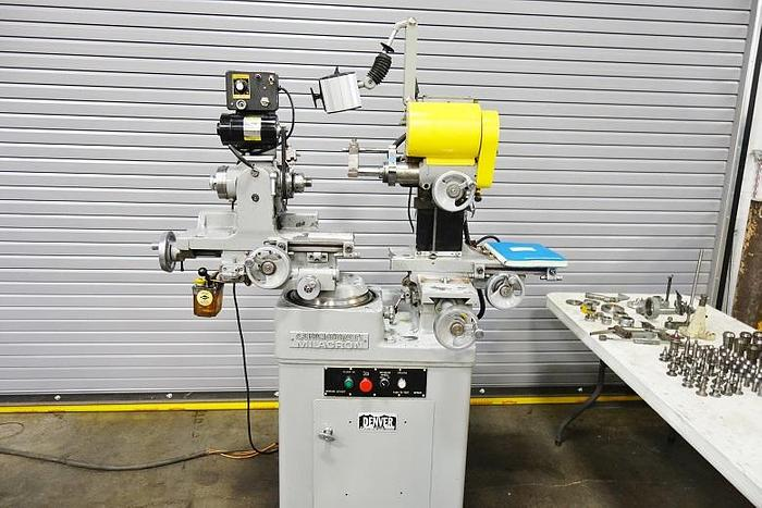 2001 Cincinnati Monoset Tool and Cutter Grinder MT