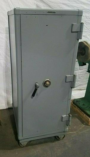 Used Mosler Safe circa 1940's working antique Gun or property Safe