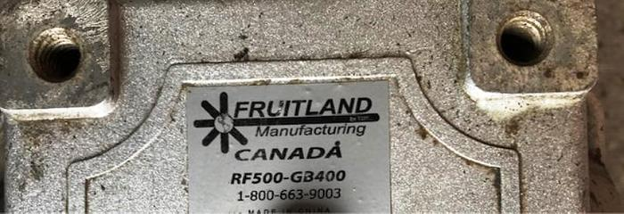2018 Fruitland 500 LUF