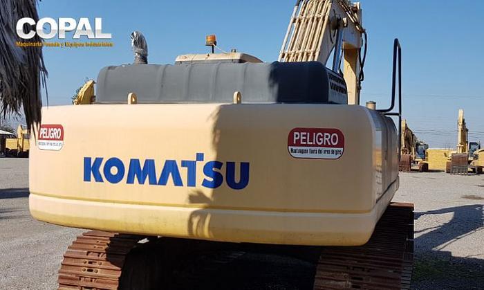 2004 Komatsu PC300LC-7