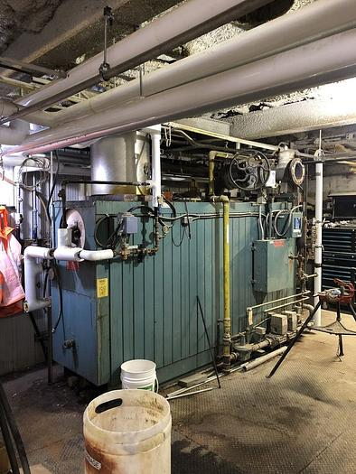 Cleaver Brooks Boiler m5 180 hp