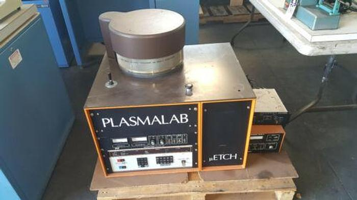 Used PLASMALAB uETCH ETCHING SYSTEM