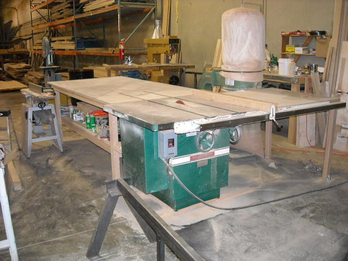 Used Powermatic Model 68 SlidingTable Saw