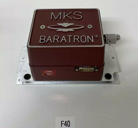 Used Preowned MKS Baratron 690A01TRC Heated Manometer Warranty Fast Shipping
