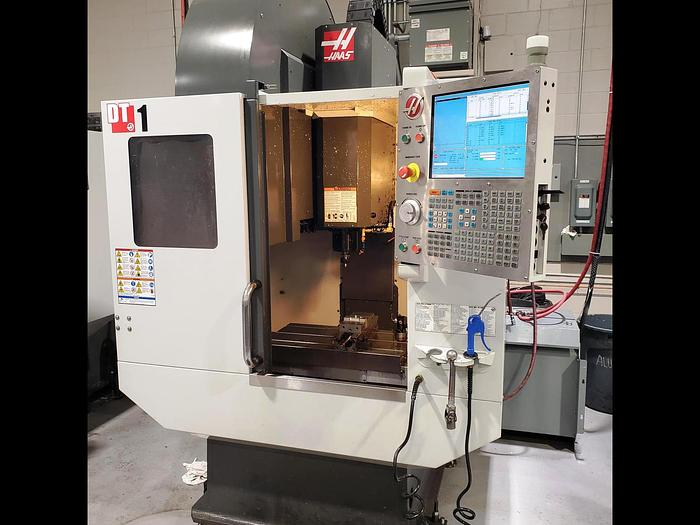 Used 2012 Haas DT-1 Vertical Machining Center