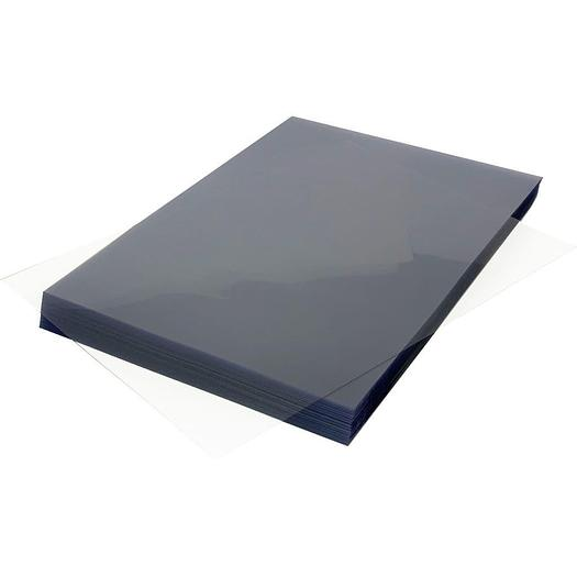 Clear PVC A4  Binding Covers 240 Micron (Bulk Pack of 1000)