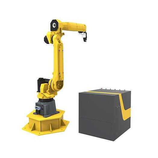 ROBOT TAGLIO LASER 3D