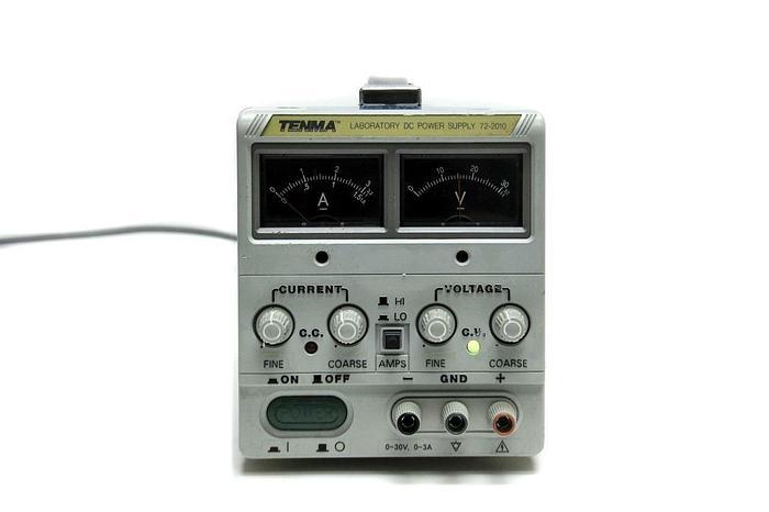 Used Tenma Laboratory DC Power Supply 72-2010 USED (5116)