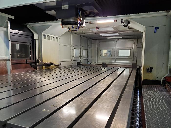 2016 AWEA  LP 4025Z BRIDGE TYPE VERTICAL MACHINING CENTER