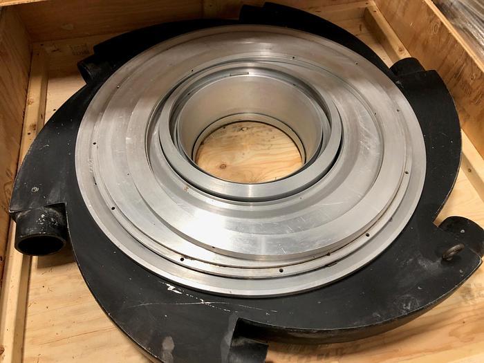 "Used 10"" Macro Dual Lip Air Ring stock # 4766-010"