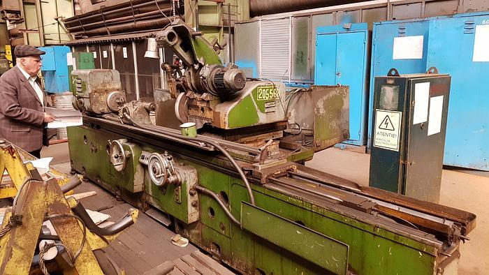Used Universal Grinding Machine TITAN RU 350x2000 - FORTUNA license