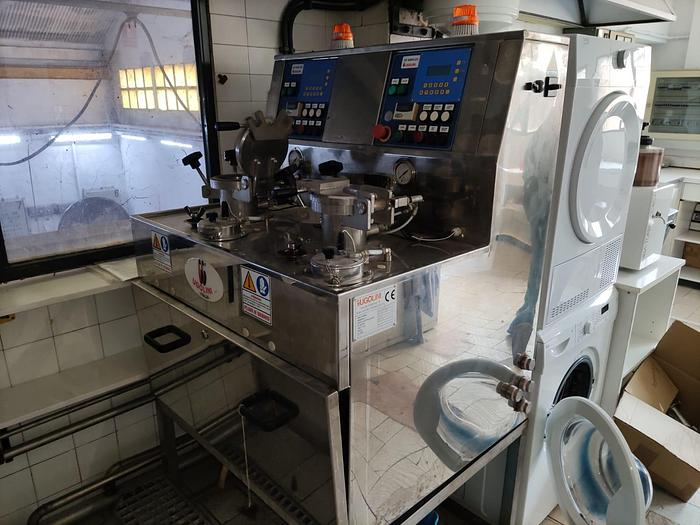 Used UGOLINI dyeing sample machine 2007