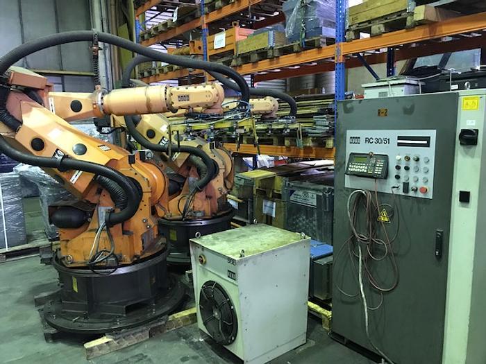 KUKA Roboter IR 761 / 125 / 150