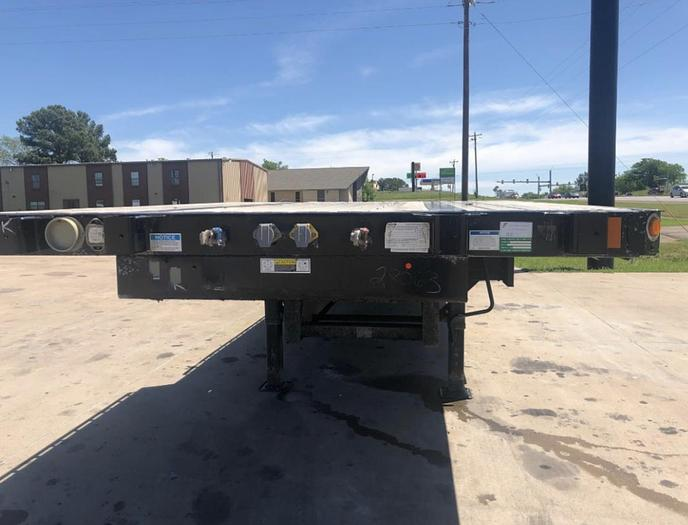(10) Fontaine Step Deck Trailers