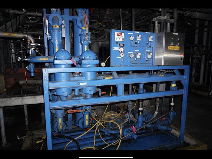 Used MOTION INDUSTRIES INC. OIL LUBRICATION SYSTEM