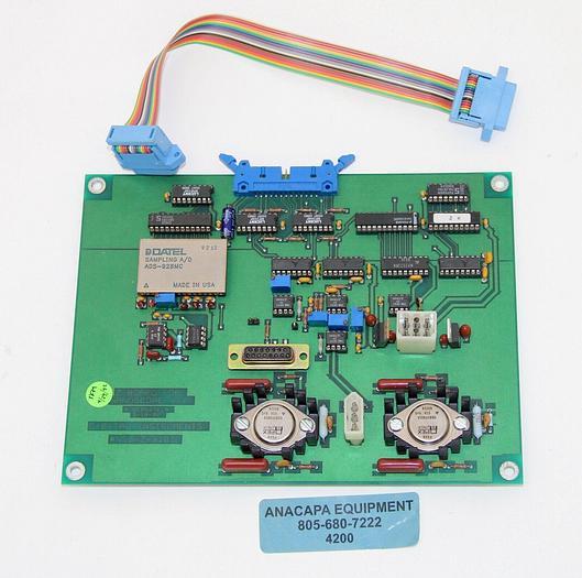 Used Digital Instruments Z Board for Nanoscope III NS3-Z-3181 From Demo Model (4200)