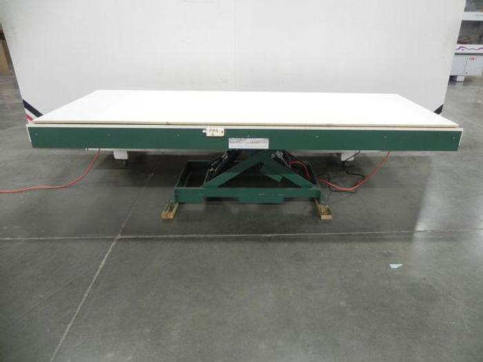 Marcon D-2500 Lift Table, 2000lb. Workstation