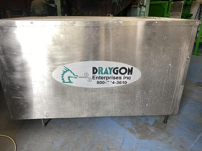 Used Draygon DRG Wastwater Evaporator